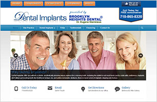 Dental Implants InfoSite by Now Media Group