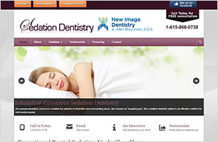 Sedation InfoSite by Now Media Group